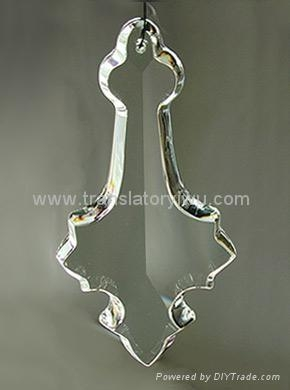 Quality Crystal chandelier accessory for sale