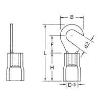 Wholesale INSULATED HOOK TERMINALS from china suppliers