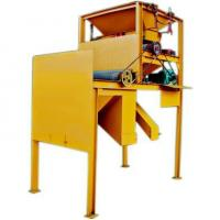 China Two rolls dry type magnetic separator for sale