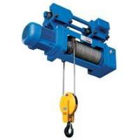 Wholesale Hook-Suspension Type Hoist(21Rope Reeving) from china suppliers