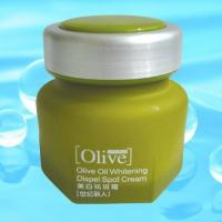 Wholesale Olive Oil Whitening Dispel Spot Cream from china suppliers