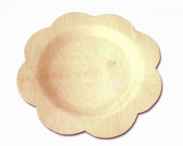 Quality Disposable Bamboo Plates for sale