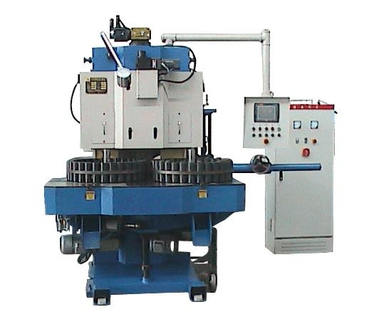 14 Spring For Sale: GH-CNC029B Spring End Grinding Machine Of Item 35048210