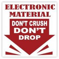 Wholesale Electrostatic Warning Labels from china suppliers