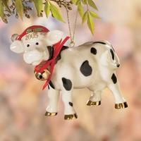 Wholesale cow ornament from china suppliers