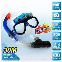 Buy cheap Diving Mask DVR from wholesalers