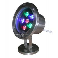 Wholesale LED underwater spot light-DS-10-6 6X1W RGB from china suppliers
