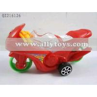 China Candy Toys Pull back motorcycle can be mounted sugar on sale