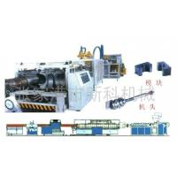 SB double walls corrugated pipes production line
