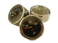 Mini pressure gauge, paintball gauge
