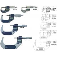 Wholesale Scales Outside Digital Micrometers from china suppliers