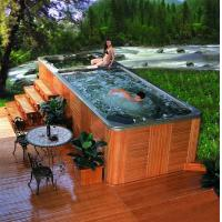 Wholesale Swimming spa khufu-8824spa from china suppliers