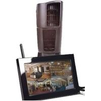 Wholesale Wireless Night Vision Oscillating Fan Hidden Camera w/ Quad LCD Receiver from china suppliers