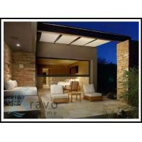 China Motorized Retractable French Door Screen M-46 --- QUOTE / BUY NOW on sale