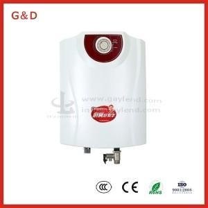 plastic electric hot water heater electric geyser electric