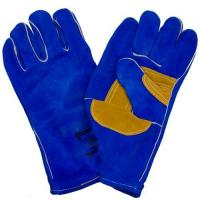 Wholesale Plasma cutter CUT 120 S Welding gloves of genuine leather from china suppliers