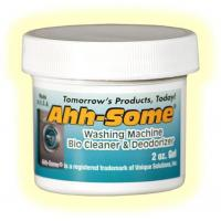 cleaning odor from washing machine