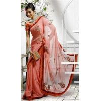 China Charming Party Wear Saree DN348 on sale