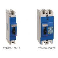 Buy cheap Power Distribution Electrics TEME8 Moulded Case Circuit Breaker TEME8 Moulded Case Circuit Breaker from wholesalers