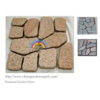 Wholesale Pattern Cobblestone Paver Crazy Pattern Cobblestone Meshed Paver from china suppliers