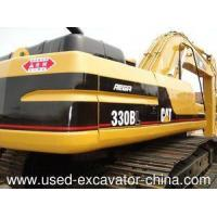Buy cheap Excavator Caterpillar 330BL from wholesalers
