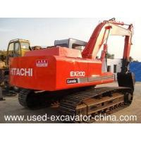 Wholesale Used excavator Hitachi EX200-1 - for sale in China from china suppliers
