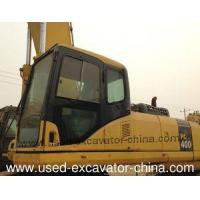 Buy cheap Komatsu excavator PC400-7 for sale from wholesalers