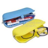 Buy cheap silicone case for glasses 9805 from wholesalers