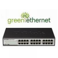 Wholesale D-link Dgs-1024d 24-port Green Ethernet Copper Gigabit Switch from china suppliers