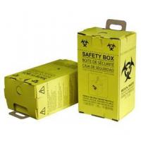 Buy cheap Medical Disposable Safety Box product