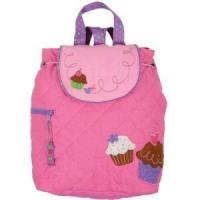 Buy cheap Embroidered Handbags and Totes Cupcake Quilted Backpack from wholesalers