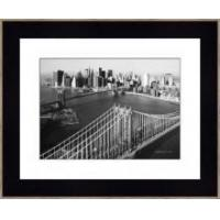 Buy cheap Above the East River BW Framed from wholesalers