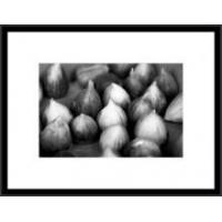 Buy cheap Fresh Figs B&W Framed Print from wholesalers