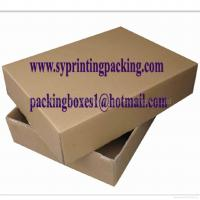 Buy cheap Die Cut Boxes,Top and Bottom Box from wholesalers