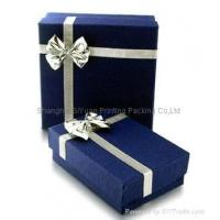 Buy cheap Wholesales Custom Cardboard Gift Boxes from wholesalers