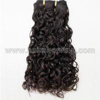 Buy cheap Hair Weft curl hair from wholesalers
