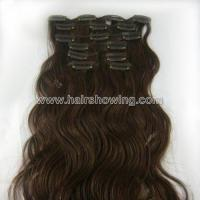 Buy cheap Hair Weft clips extension from wholesalers