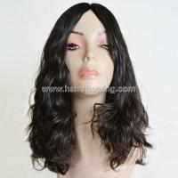 Buy cheap Women Wigs S216 18inch natural curl wigs from wholesalers