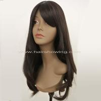 Buy cheap Jewish wigs S202 Mongolian long hair wig from wholesalers