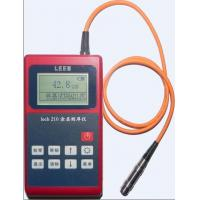 Buy cheap Leeb210 coating thickness tester from wholesalers