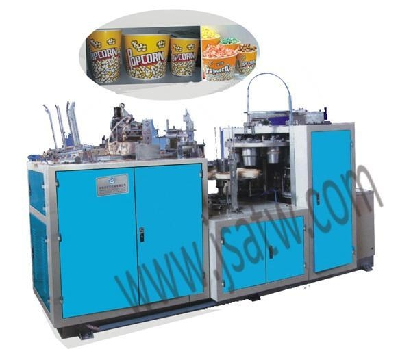 cup cover machine