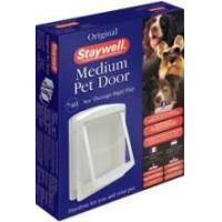 staywell cat flap instructions