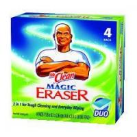 Buy cheap PROCTER AND GAMBLE - Mr. Clean Magic Eraser Duo from wholesalers