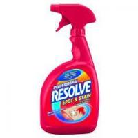 Wholesale RECKITT BENCKISER - Professional RESOLVE Spot & Stain Carpet Cleaner from china suppliers