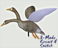 Wholesale Flapp'n Goose (Specklebelly with 3-Mode Switch)[FG-219-M3] from china suppliers