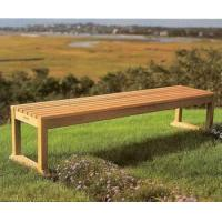 Outdoor Backless Bench Plans House Design And Decorating