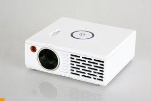 Pocket sized mini led 90 lumens lcos pico projector 1024 for Best pocket size projector