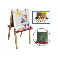 China ECR4Kids Adjustable Floor Easel and 27 Piece Paint Crate Set on sale