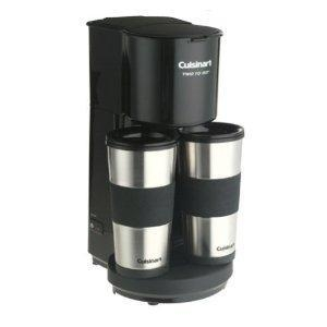 Cuisinart Coffee Maker Coffee Not Hot Enough : Cuisinart TTG500 Two to Go Coffee Maker - 41643616