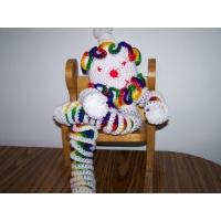Buy cheap Crochet Baby/Child Clown from wholesalers